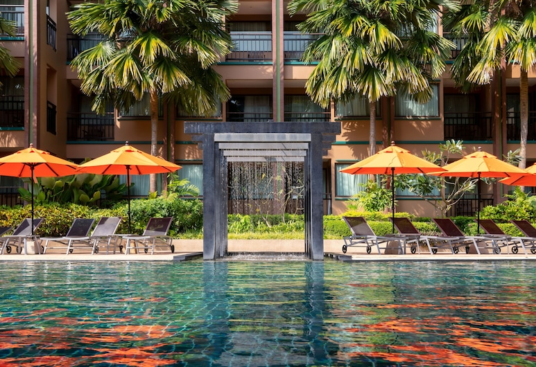 Novotel Phuket Vintage Park, Patong, Outdoor Pool