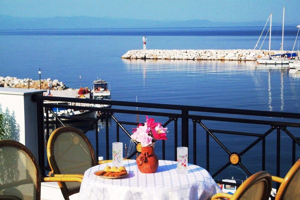 Superior Studio (Panoramic Sea View) - Balcony