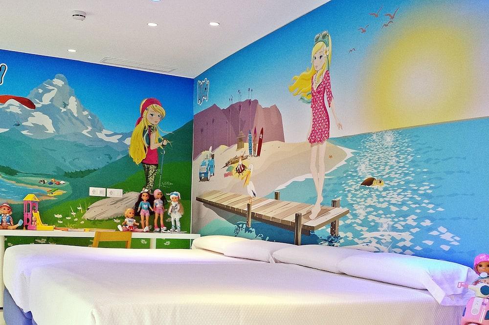 Chambre Supérieure (Thematic) - Chambre à thème pour enfants