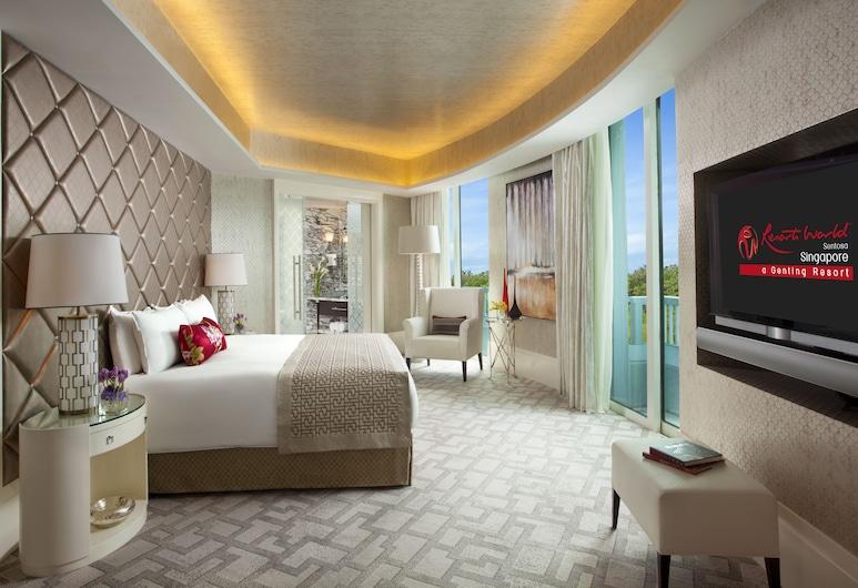 리조트 월드 센토사 - 호텔 마이클, 싱가포르, 프레지덴셜 스위트, 객실