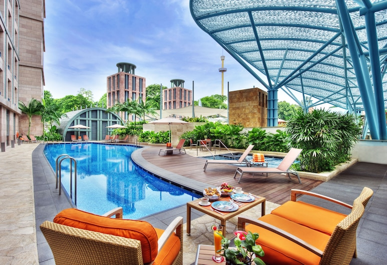 Resorts World Sentosa - Hotel Michael, Singapore