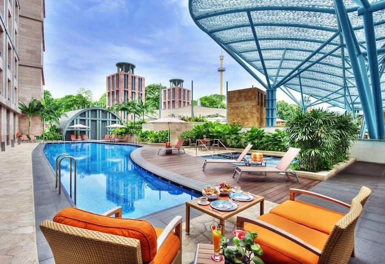 Resorts World Sentosa - Hotel Michael, Singapore