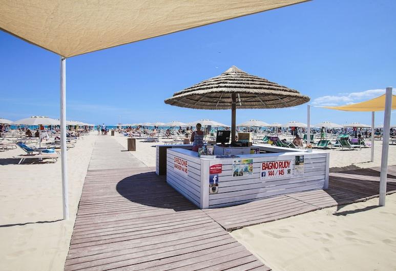 Residence Siesta, Ρίμινι, Παραλία