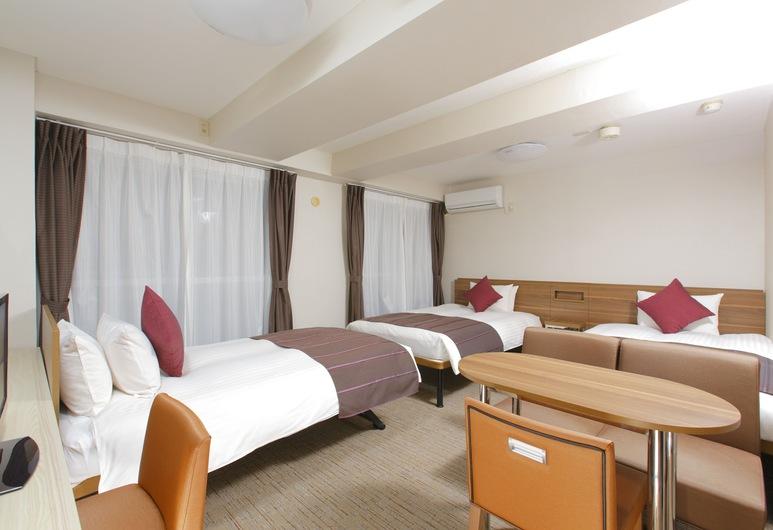 ホテルマイステイズ上野入谷口, 台東区, トリプルルーム, 部屋