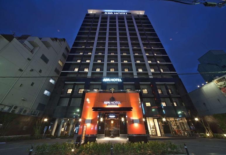 โรงแรมเอพีเอ นัมบะ-ชินไซบาชิ, โอซาก้า