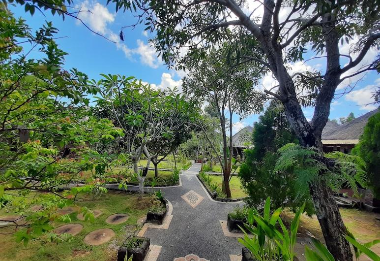Balangan Garden Bungalow by Gaing Mas Group, Jimbaran, Garten