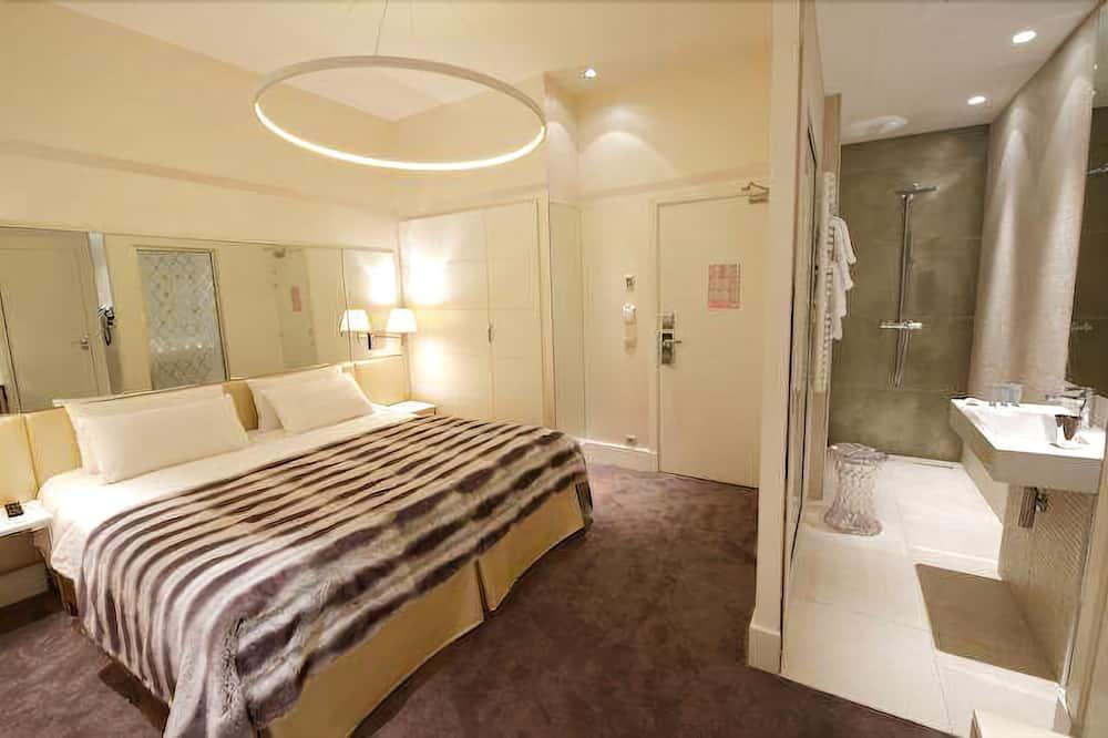 Улучшенный двухместный номер с 1 или 2 кроватями - Главное изображение