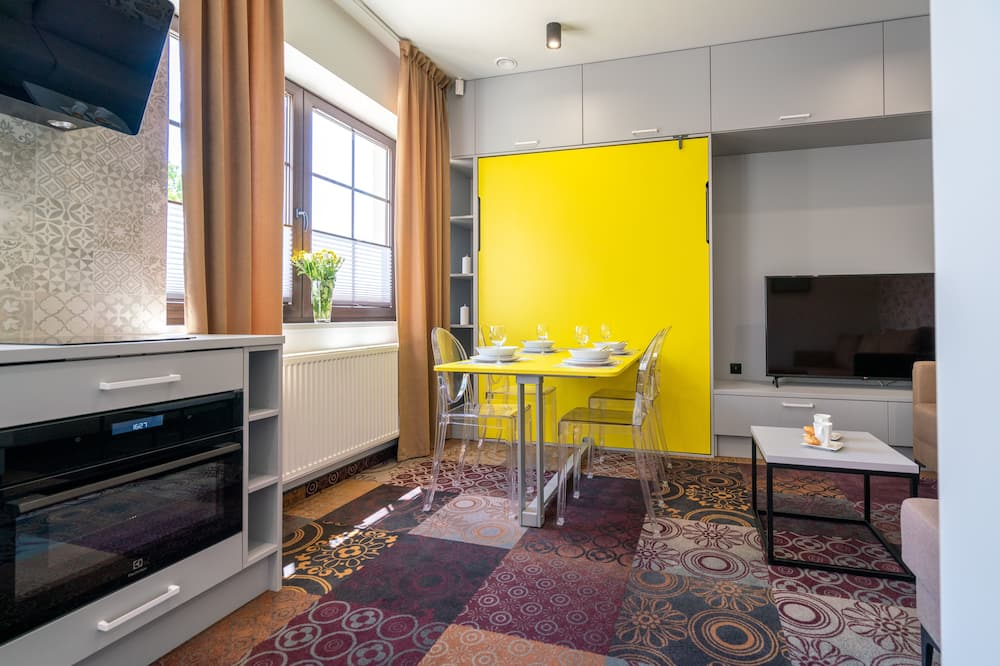 Premium Studio Suite (Karp w cytrynie - C) - Living Room