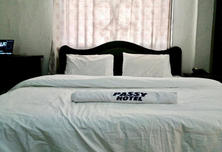 Passy Hotel, لاغوس, غرفة مزدوجة عادية, غرفة نزلاء