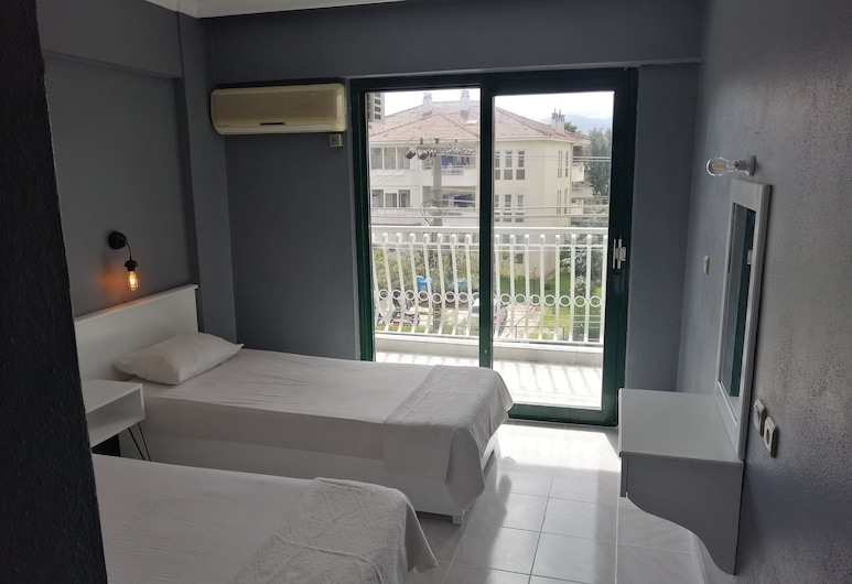 The Mu Hotel, Μαρμαράς, Economy Δίκλινο Δωμάτιο (Twin), Δωμάτιο επισκεπτών