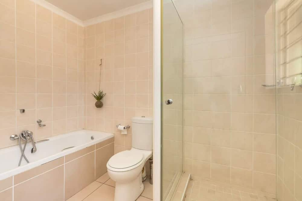 Studio Deluxe, 1 giường cỡ queen - Phòng tắm