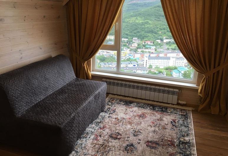 Atlas, Petropavlovsk-Kamchatsky, Standard Double or Twin Room, 2 Katil Bujang (Single), Private Bathroom, Bilik Tamu