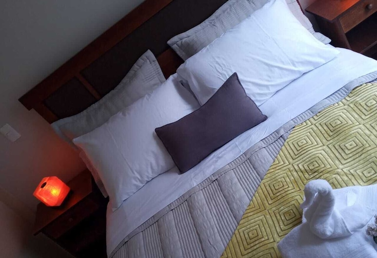 Alojamiento Kpaz, Santiago, Superior Double Room, 1 Double Bed, Private Bathroom, Guest Room