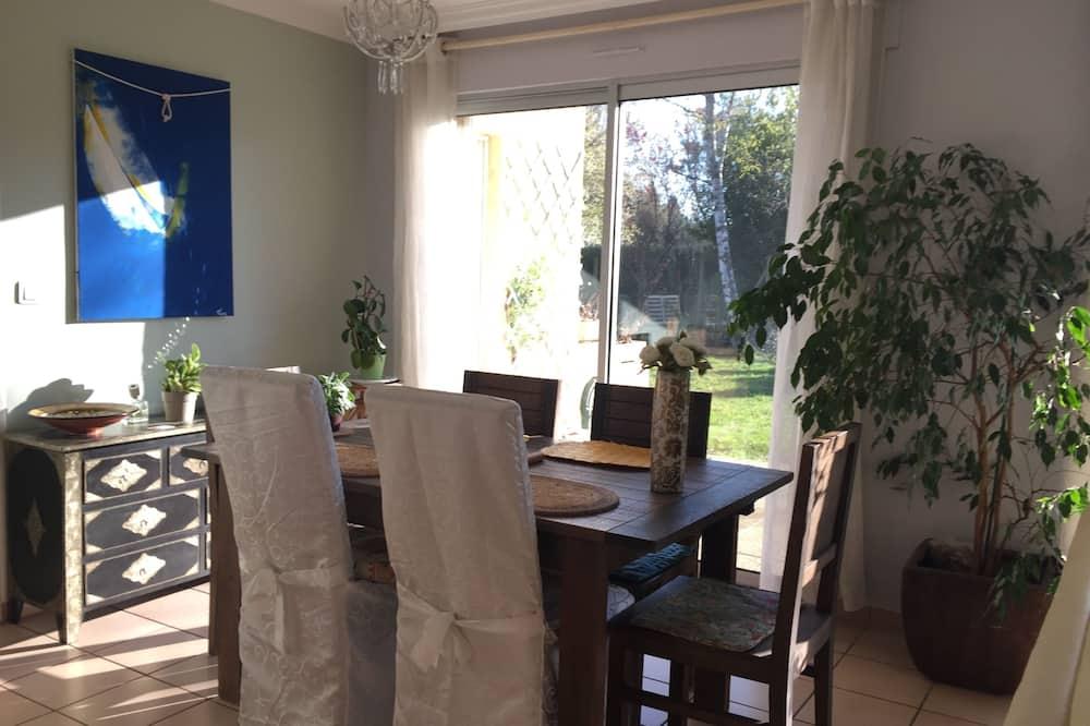 Doppelzimmer (Sénérite) - Wohnbereich