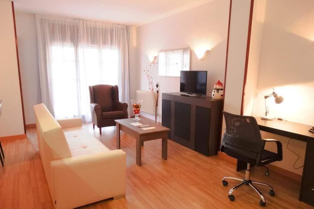 Lejlighed - 3 soveværelser (5 people) - Opholdsområde