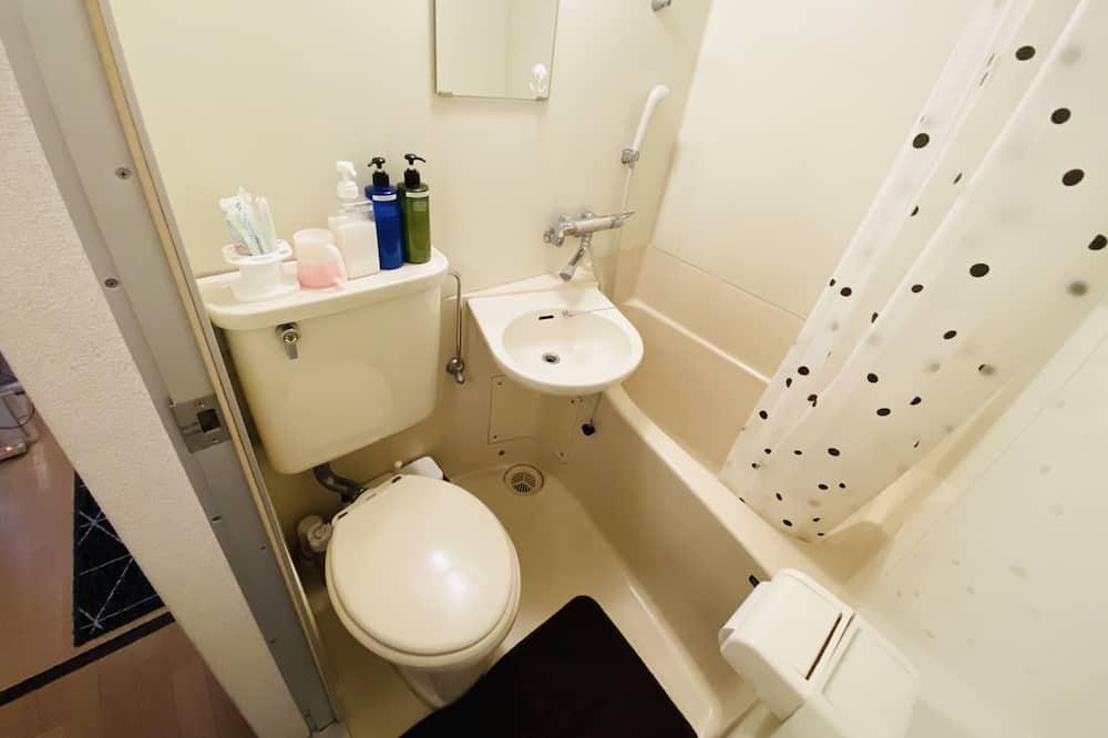 Basic-Apartment (L401) - Badezimmer