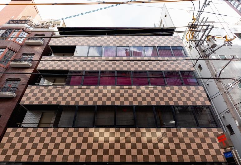Nikko Inn Minamisenba - Hostel, Osaka