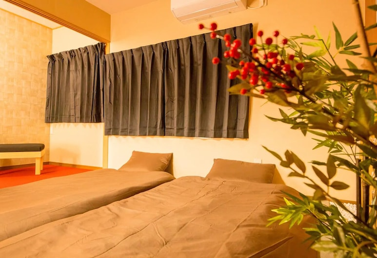 Aya Guest House, Kyoto, Private Vacation Home, Room