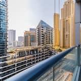 Deluxe Apart Daire, 3 Yatak Odası (802) - Balkon