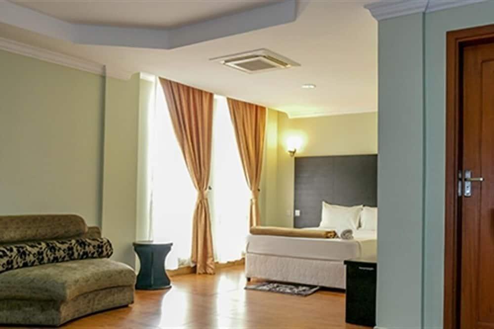 Habitación Deluxe con 1 cama doble o 2 individuales, 1 cama doble - Habitación