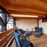 Habitación doble, bañera - Balcón
