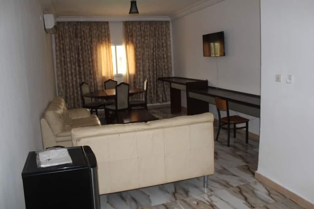 Suite Senior - Soggiorno