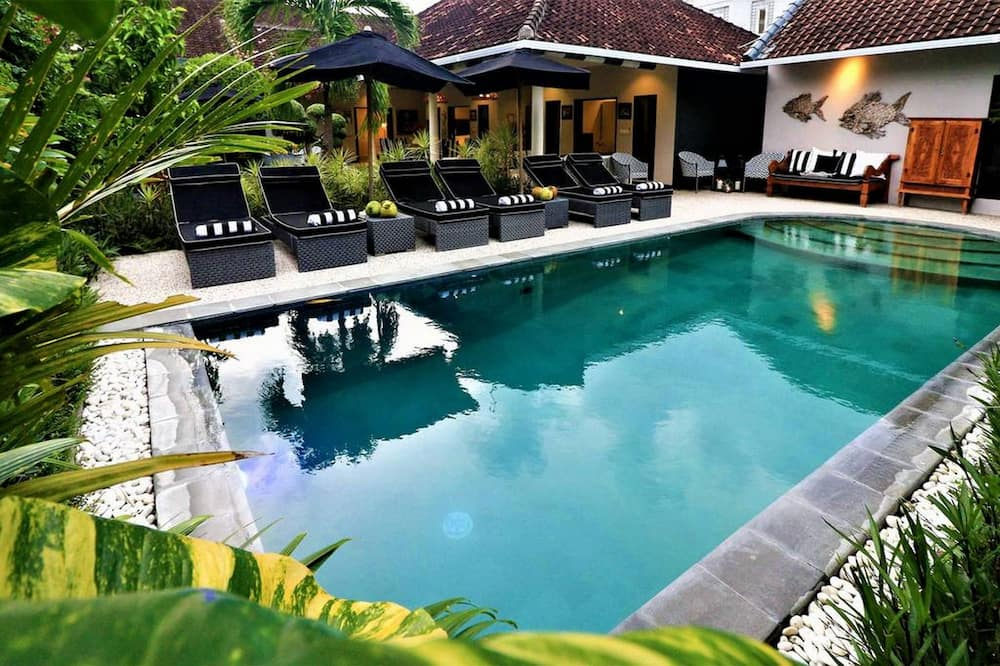 Villa, 4Schlafzimmer - Privatpool