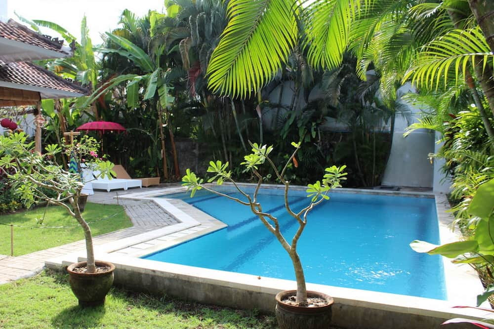 Villa - Privat basseng