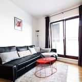 高級公寓 - 客廳