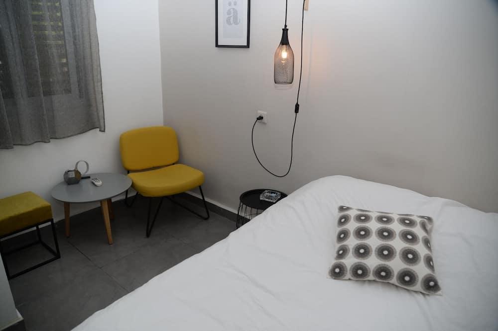 City-Apartment, 1 Doppelbett, Erdgeschoss - Wohnbereich