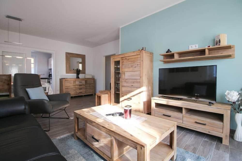Căn hộ, 1 phòng ngủ (Atempause) - Phòng khách