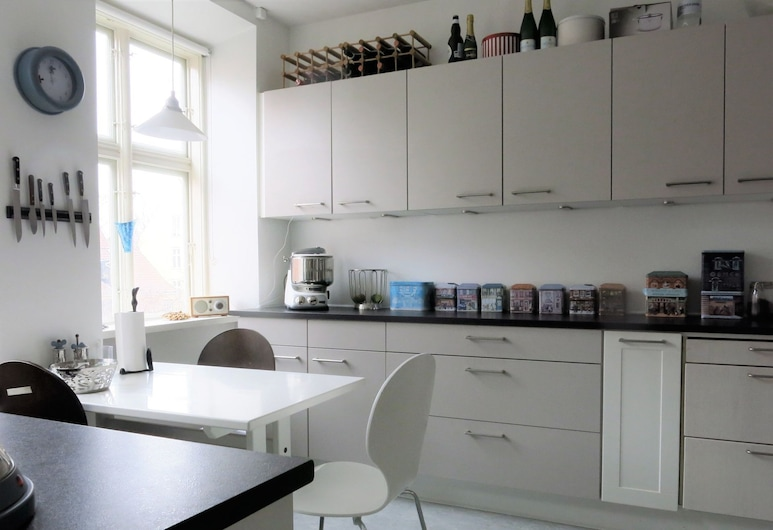 Apartment close to Opera 980-1, Kodaň, Apartmán, Soukromá kuchyně
