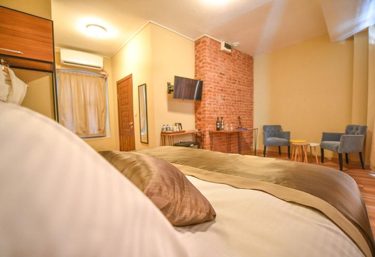 Maravilloso Hotel Pera, Istanbul, Pokoj typu Deluxe, Pokoj