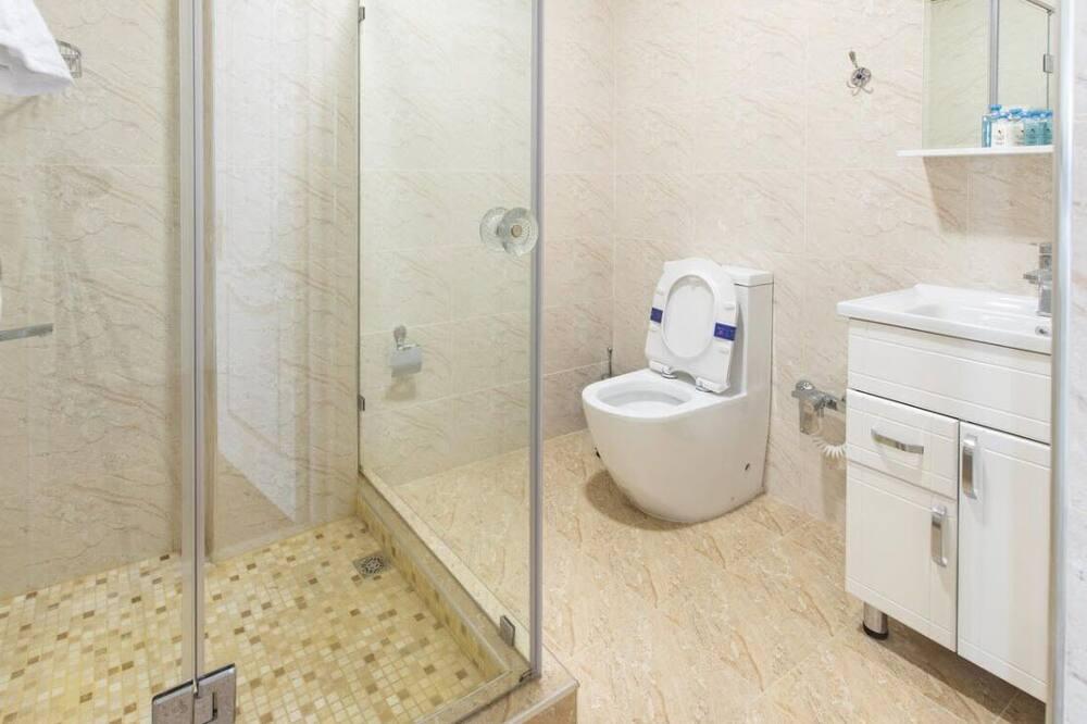 Standartinio tipo apartamentai, 2 miegamieji - Vonios kambarys