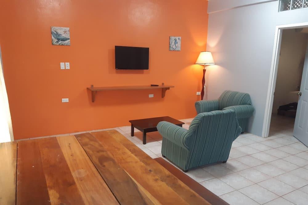 Suite familiar - Zona de estar