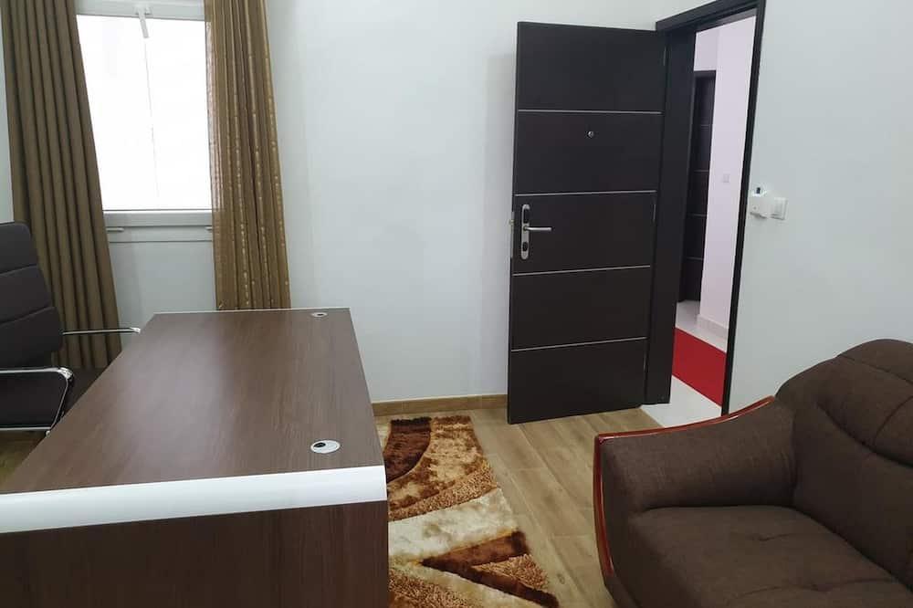 דירה, חדר שינה אחד - סלון