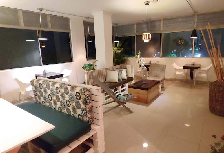 Pepe's House Guayaquil, Gvajakila, Dzīvojamā istaba