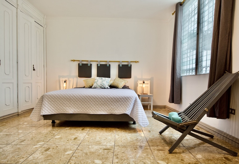 Pepe's House Guayaquil, 과야킬, 슈피리어 더블룸, 퀸사이즈침대 1개, 객실