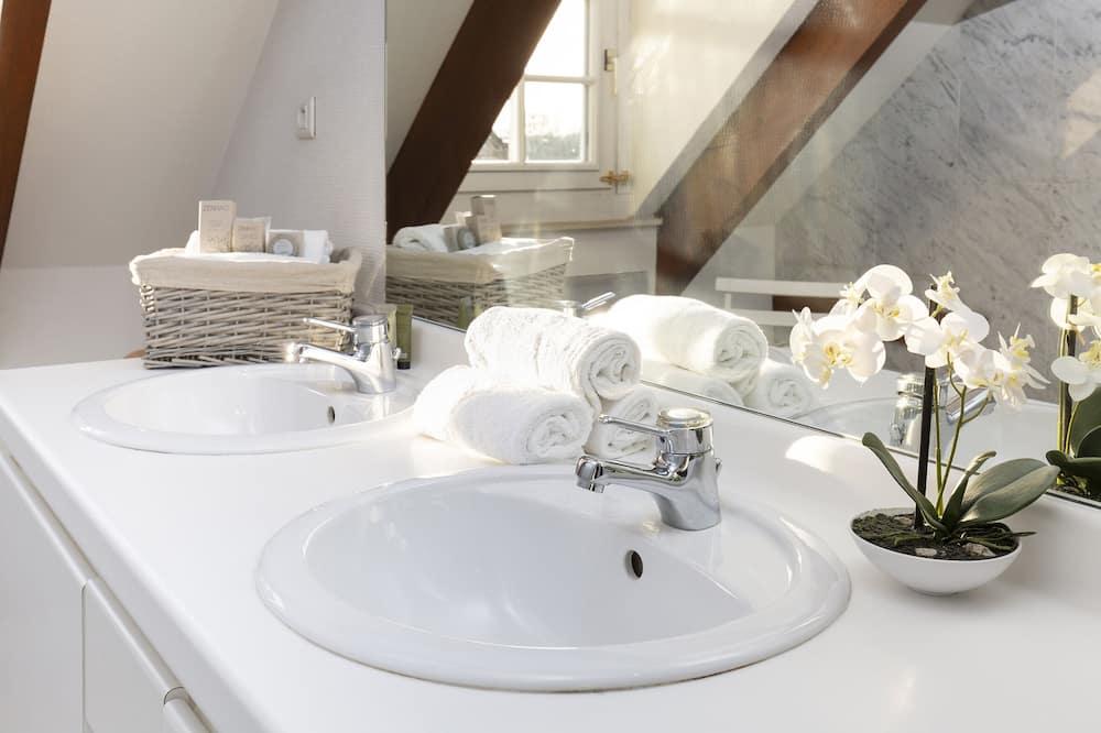 Premium-Suite - Badezimmer