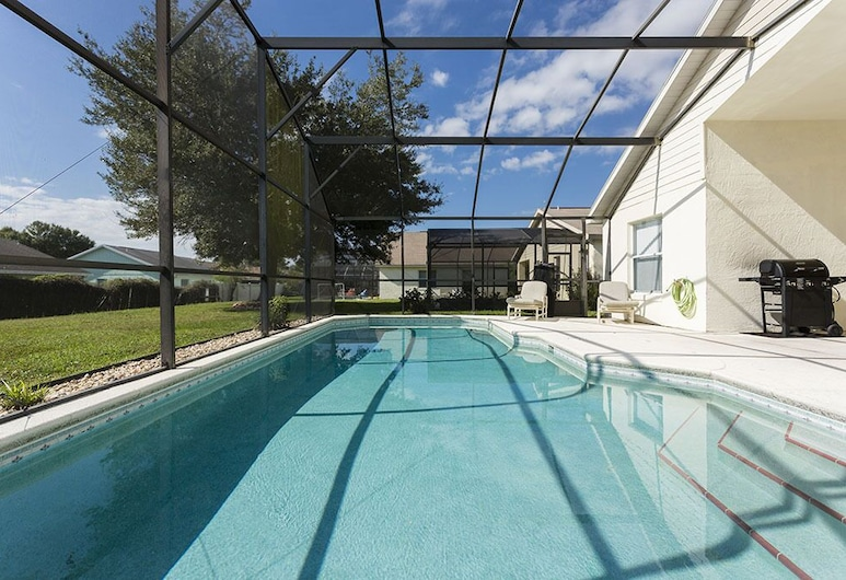 Kissimmee Pool Villa, קיסימי, בריכה