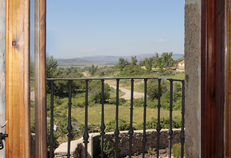 カーサ グランデ ド アセバル, Arevalo de la Sierra, バルコニー