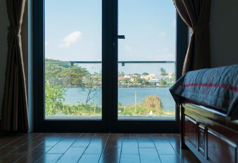 Thuong Da, Hoi An, Standard Double Room, Balcony, Kamer