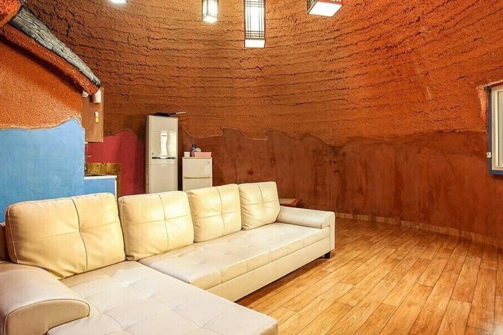 Korter (Mud Jar) - Lõõgastumisala