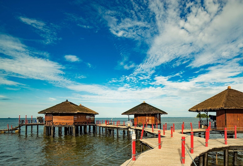LooLa Adventure Resort, Bintan, Beach