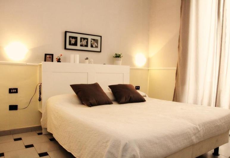 Hotel Luna Rossa, 那不勒斯, 標準單人房, 客房