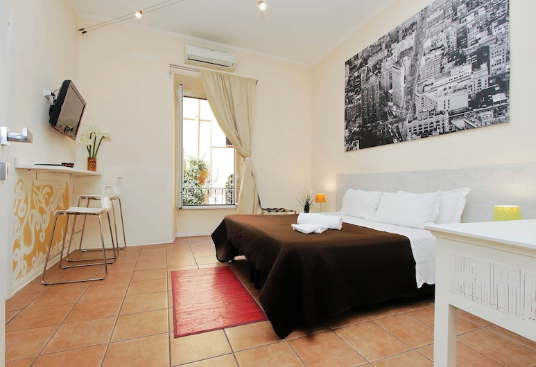 B&B Be First, Rome, Superior Double Room, Guest Room