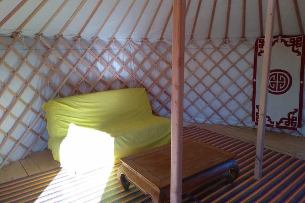 Tienda de campaña/carpa Confort - Sala de estar