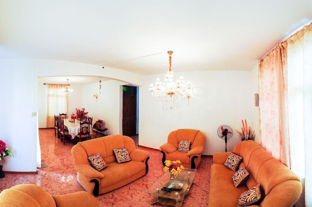 獨棟房屋, 2 張加大雙人床 - 客廳
