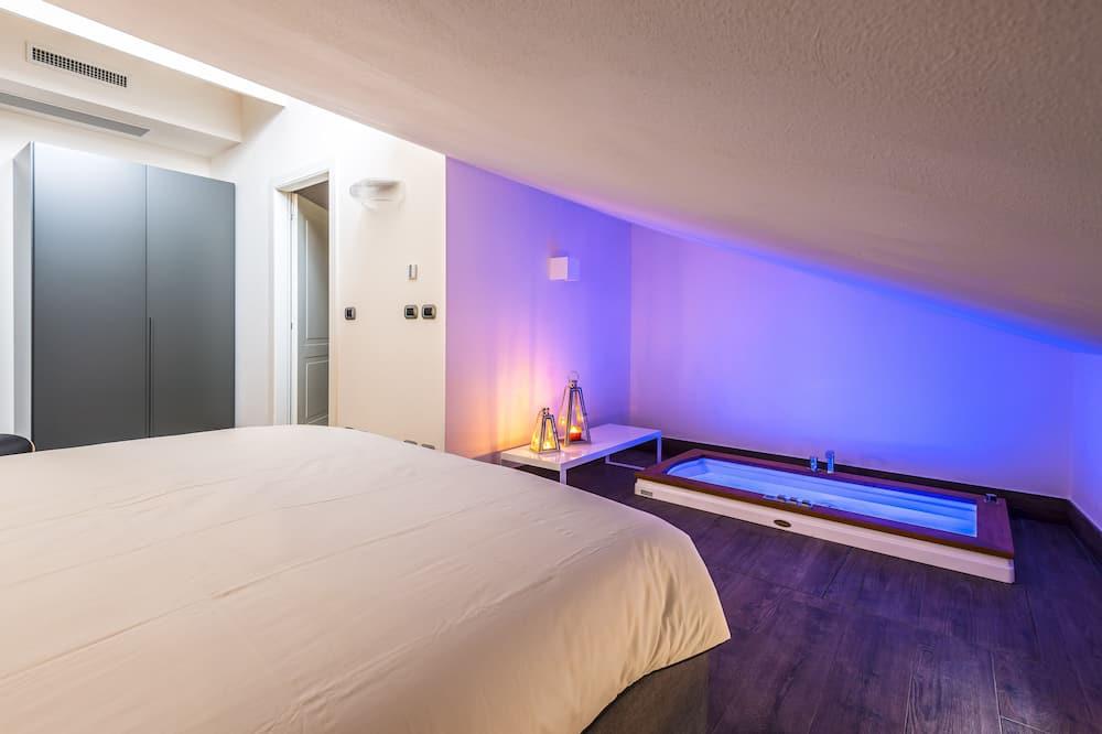 開放式客房 (34) - 私人 SPA 浴缸