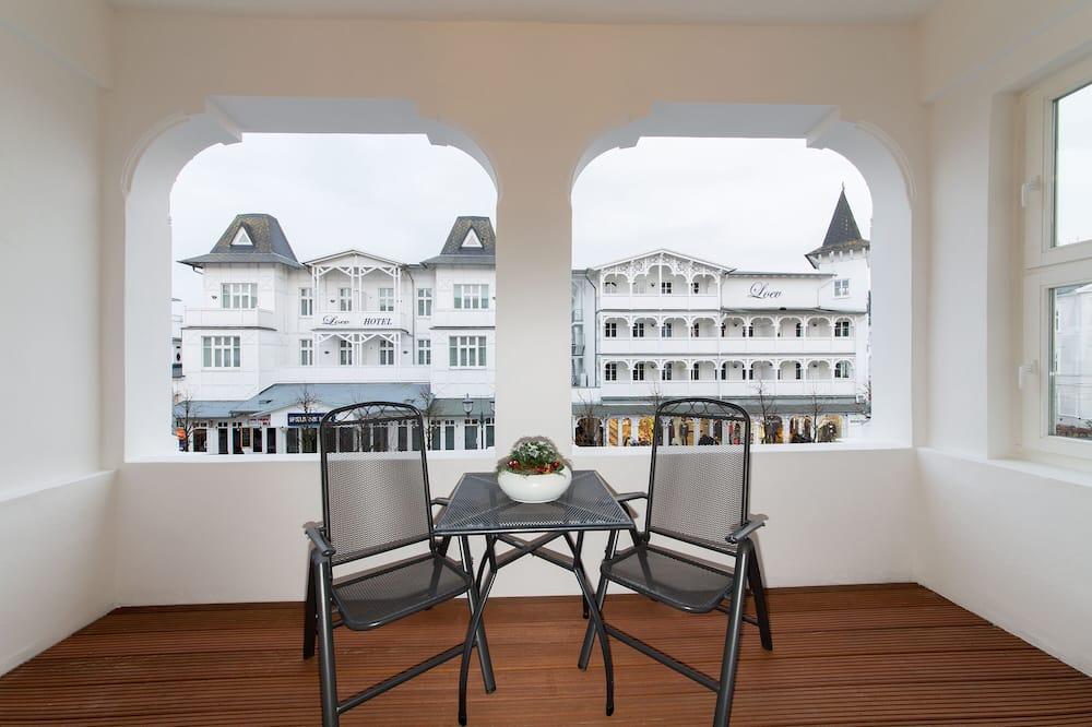 Apart Daire, 1 Yatak Odası (04) - Balkon